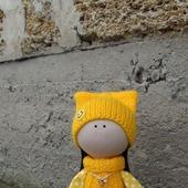 Кукла Солнышко 28 см