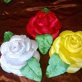 Декоративные подушки Цветы