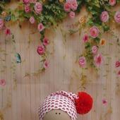Кукла текстильная  34 см