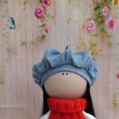 Кукла текстильная  37 см