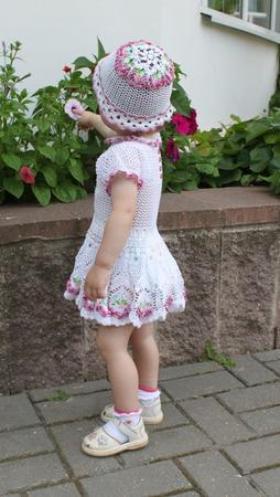Комплект Хризантемка ручной работы на заказ