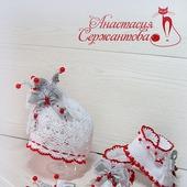 "Летний комплект ""Принцесса Белоснежка"""