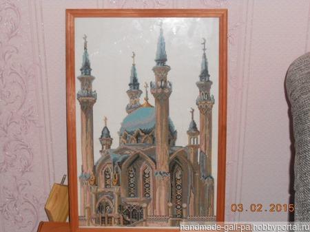 """Картина """"Мечеть"""" ручной работы на заказ"""