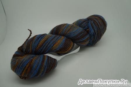 Кауни Brown-blue 8/1 ручной работы на заказ