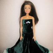 Платье для куклы Barbie новое