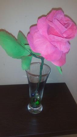 Цветы из фома ручной работы на заказ