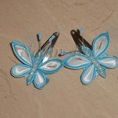 Бабочки, стрекозки, № 13, пара