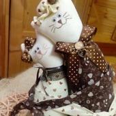 Коты-обнимашки
