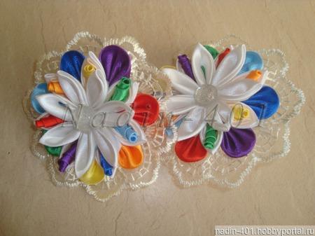 Цветики-семицветики, №9, пара ручной работы на заказ