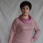 Платье вязаное Бутон нежности
