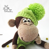 "МК  ""Озорная обезьянка"""