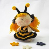 фото: Мастер-классы (пупсик пчелка)