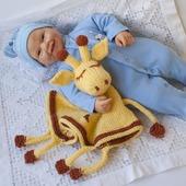 фото: Мастер-классы (жираф игрушка)