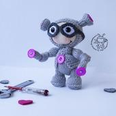 фото: Мастер-классы (кукла робот)