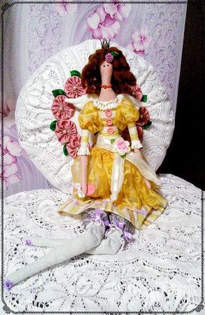 Кукла Тильда ручной работы на заказ