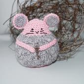 Мышь ключница