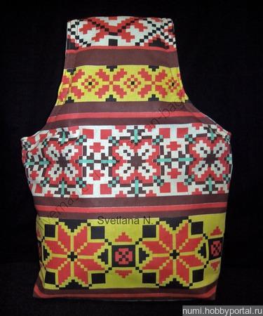 Сумочка для вязания ручной работы на заказ