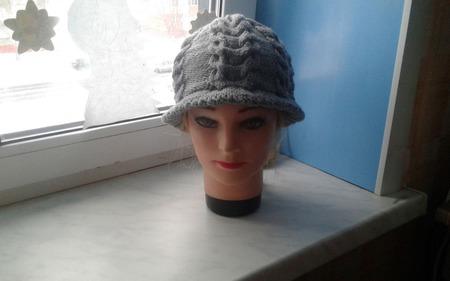 Шляпка женская ручной работы на заказ