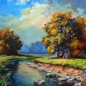Краски осени (серия осенник пейзажей)