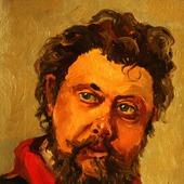 Мужской портрет на заказ по фото
