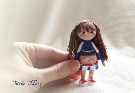 Мальчишки и девчонки. Описание вязания ручной работы на заказ