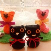 Чёрные котики