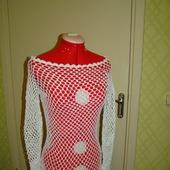 Пляжное платье - туника