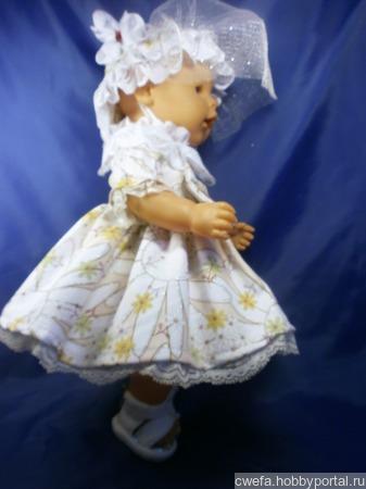 Платье для антикварочки ручной работы на заказ
