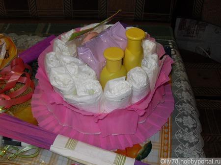 Подарок новорожденным ручной работы на заказ