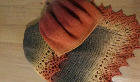 Валяные береты из Кауни ручной работы на заказ