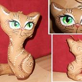 Кошка Викки
