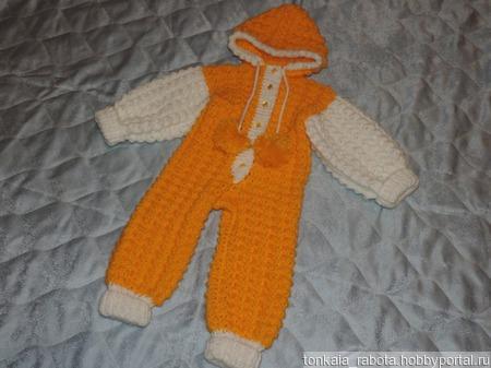 Комплект для малыша ручной работы на заказ