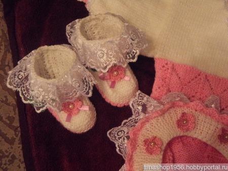 Костюм для новорожденной ручной работы на заказ