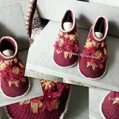 "Тапочки ""Царские черевички"""