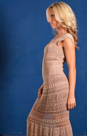 Платье от Catherine Malandrino ручной работы на заказ