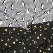 Футер треугольники