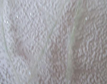 Пряжа пушистая Италия. П/Ш (св.зеленый) ручной работы на заказ