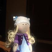 Интерьерная кукла Стася