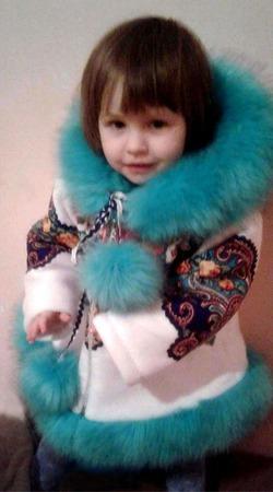 Пальто для девочки. В заказ не беру ручной работы на заказ