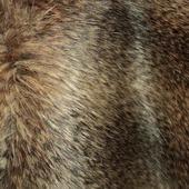 Мех искусственный под натуральный, енот