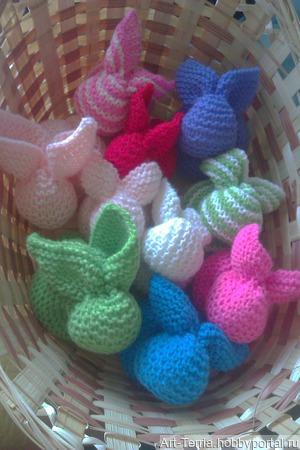 Вальдорфские зайцы ручной работы на заказ
