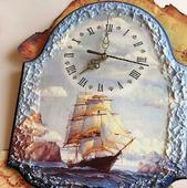 """Часы """"Море"""""""