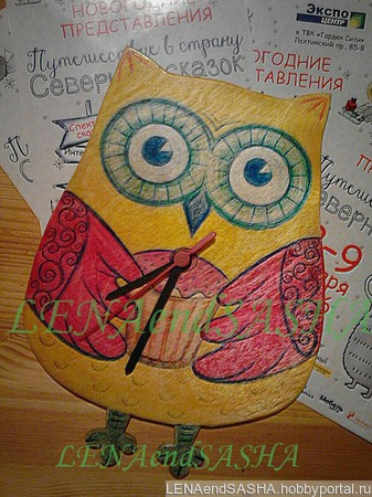 Оригинальный Настенные Часы ручной работы на заказ