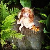 фото: Коллекционные куклы — куклы и игрушки (ручнаяработа)