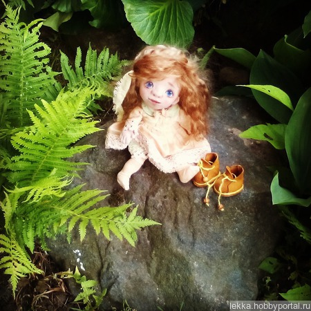Куклы интерьерные ручной работы на заказ