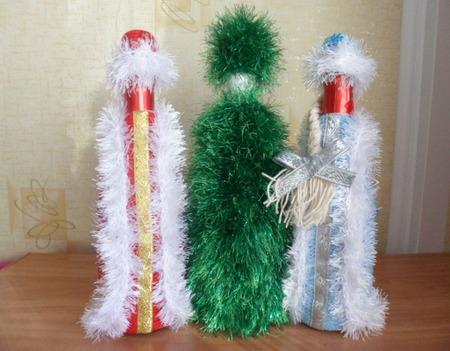 Новогодний декор ручной работы на заказ