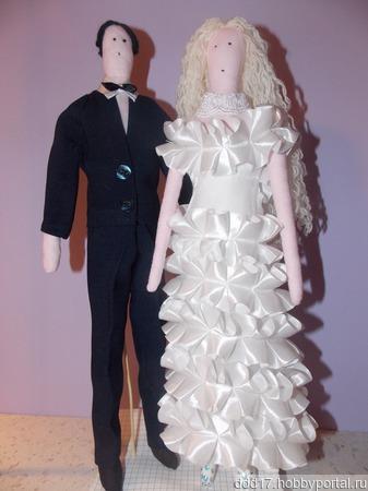Куклы Тильды ручной работы на заказ