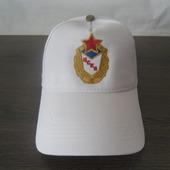 Бейсболка с вышивкой ЦСКА