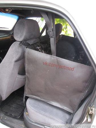 Автогамак трансформер люкс ручной работы на заказ
