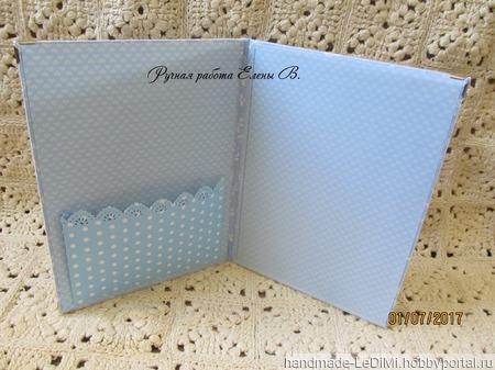 Набор Мамины сокровища+папка для документов ручной работы на заказ